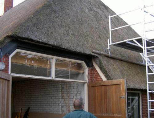 Garage verbouwing