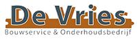 De Vries Bouwservice Logo